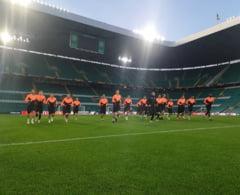 Probleme pentru CFR Cluj: Campioana e blocata in Glasgow