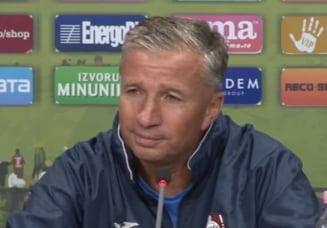 Probleme pentru Dan Petrescu la Chiajna: Scos cu bodyguarzii din stadion - presa