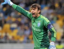 Probleme pentru Dinamo Kiev, care poate juca fara capitan in meciul cu Steaua