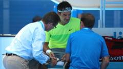 Probleme pentru Federer la Australian Open: Nu mi s-a mai intamplat niciodata asa ceva