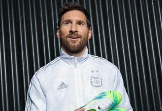 Probleme pentru Leo Messi