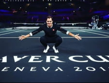 Probleme pentru Roger Federer - decizia luata de tenismenul elvetian