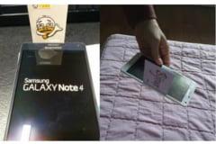 Probleme pentru Samsung Galaxy Note 4: N-a fost imbinat cum trebuie?