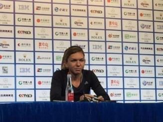 Probleme pentru Simona Halep, inainte de turneul WTA de la Beijing