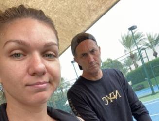 Probleme pentru Simona Halep la Dubai