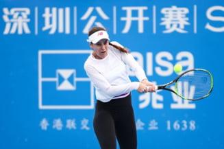 Probleme pentru Sorana Cirstea si Monica Niculescu la Shenzhen: Meciurile din sferturi au fost amanate