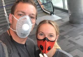 Problemele Carolinei Wozniacki au luat sfarsit - ce a patit daneza in Africa