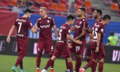 Problemele financiare continua la CFR Cluj! Jucatorii ar fi neplatiti in ultimele luni