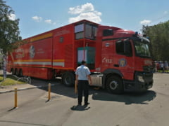 Problemele tehnice de la o alta unitate mobila ATI, trecute sub tacere. Managerul spitalului din Timisoara refuza sa faca declaratii