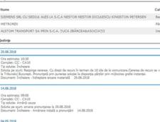 Proces Siemens Metrorex la Tribunalul Bucuresti 2