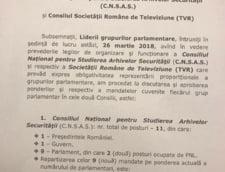 Proces verbal CNSAS1