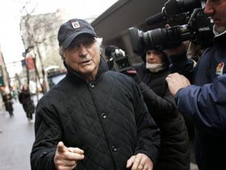 Procese in valoare de 40 de miliarde de dolari in cazul lui Bernard Madoff