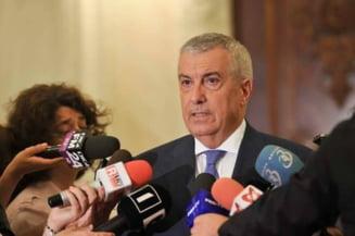 Procesul de marturie mincinoasa al lui Tariceanu s-a amanat pana pe 21 ianuarie 2019