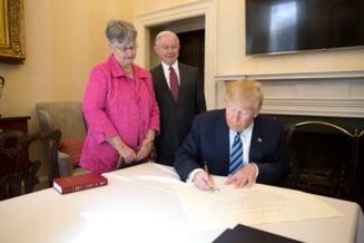 Procesul destituirii lui Trump: Democratii au formulat doua capete de inculpare impotriva presedintelui SUA - ce urmeaza