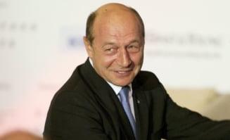 Procesul pixelului albastru - Basescu vs. Patriciu: Luni se da decizia