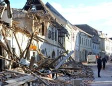 Procuratura din Croatia ancheteaza daca distrugerile provocate de seismul din Petrinja nu sunt de fapt o consecinta a coruptiei si neglijentei