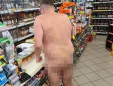 """Procuror polonez, fotografiat dezbracat intr-un magazin de unde isi cumpara bere. """"Era in concediu in momentul incidentului"""""""
