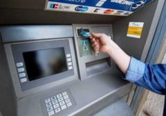 Procurorii DIICOT Cluj au retinut 3 borfasi care au gasit metoda de a fura dintr-o banca