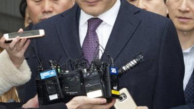 Procurorii au cerut 12 ani de inchisoare pentru mostenitorul Samsung