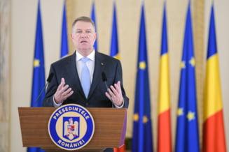 Procurorii au clasat dosarul care vizeaza modul in care Iohannis a intrat in posesia a doua case din Sibiu