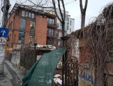 Procurorii au oprit lucrarile la blocul de locuinte din Strada Visarion. Sunt sase suspecti