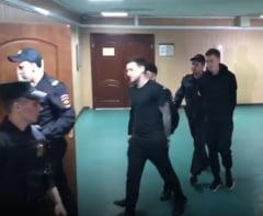 Procurorii cer pedepse cu inchisoarea pentru doi fotbalisti rusi de nationala