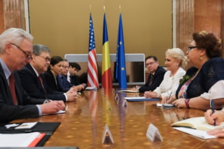Procurorul general al SUA: Sub Birchall, speram ca Romania va reveni asupra schimbarilor recente care ameninta lupta anticoruptie