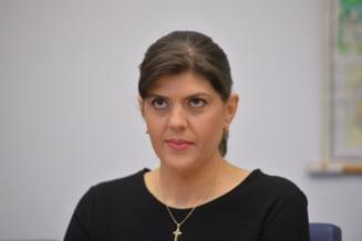 Procurorul-sef european Laura Kovesi a respins 7 candidati bulgari pentru posturile de procurori europeni delegati