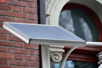 Producator roman de pufuleti, investitie colosala in energia solara