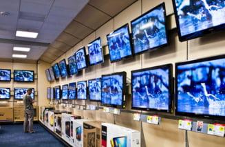 Producatori de televizoare, amendati cu aproape 1,5 miliarde de euro