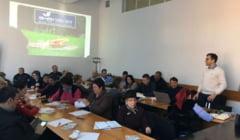 Producatorii agricoli locali, informati la CJ despre programul Sibiu Regiune Gastronomica