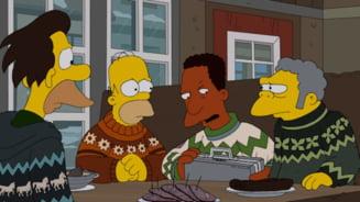 Producatorii serialului de desene animate ''Familia Simpson'' anunta nu vor mai folosi actori albi pentru vocile personajelor de culoare