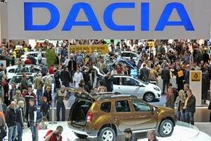 Productia Dacia, in scadere - A inceput declinul?