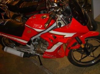 Productia de motociclete, tichia de margaritar a Coreei comuniste