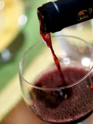 Productia de vin din acest an, partial compromisa