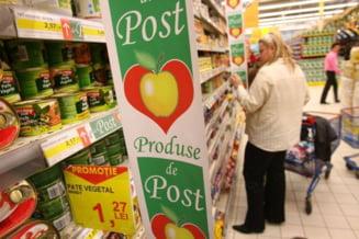 Produse de post falsificate sau expirate, retrase de pe piata