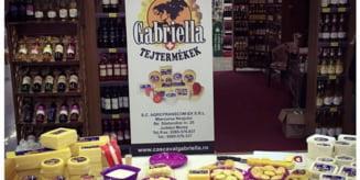 "Produse lactate gustoase si sanatoase de la ""Gabriella"" (II)"