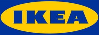 Produsele IKEA din 340 de magazine, fabricate de 10.000 de romani