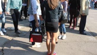 Profesor de la Liceul Grigore Antipa din Botosani acuzat de hartuire de catre o eleva de clasa a X-a