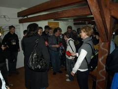 Profesori din Polonia si Germania in vizita la Copsa Mica