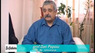 Profesorul Dan Popoiu, numit directorul Centrului Judetean de Excelenta Vrancea