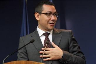 Profesorul Ion Diaconu: Victor Ponta nu m-a plagiat!