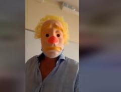 """Profesorul care a incitat elevii sa nu poarte masca, criticat de Iohannis si Orban, isi mentine punctul de vedere: """"Eu imi doresc pentru copiii mei sa se poata exprima liber"""""""
