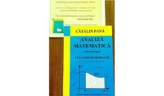 Profesorul de matematica, Pana Catalin, lanseaza o noua culegere