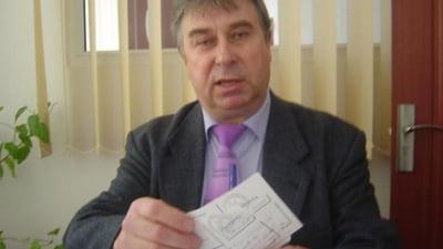 Profesorul din Dorohoi care si-a anuntat candidatura la sefia PSD a fost suspendat