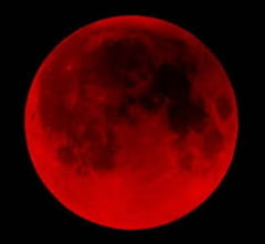 Profetia celei de-a doua veniri a lui Iisus, legata de Luna sangerie din 15 aprilie?