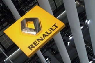 Profitul Renault, in scadere in 2012