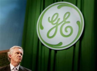 Profiturile General Electric au scazut cu 35%
