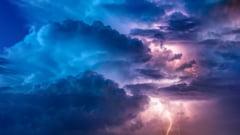 Prognoza de weekend pentru Bucuresti: Pana luni, vom avea parte doar de furtuni si grindina