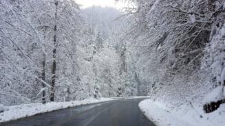 Prognoza meteo pe decembrie. Ninsori, viscol si ceata in multe zone din tara